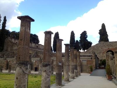 Италия, Неаполь, Помпеи, достопримечательности