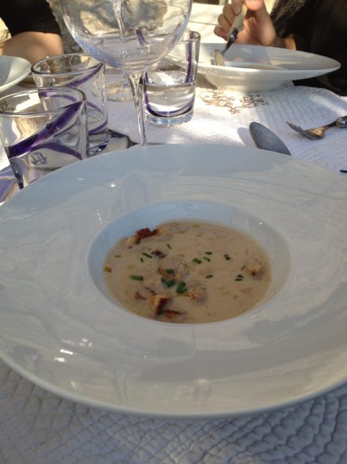 Один день в кулинароной школе в Провансе.