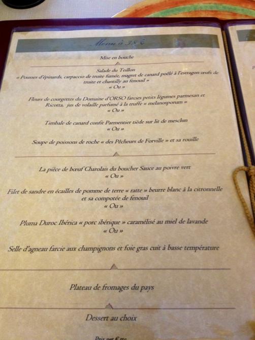 ресторан гастрономик у вердонского ущелья