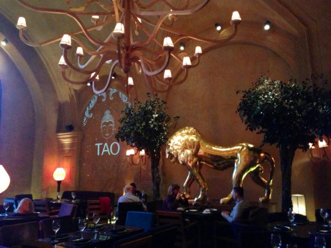 Ресторан Тао в Москве – отзывы, фото, цены, меню