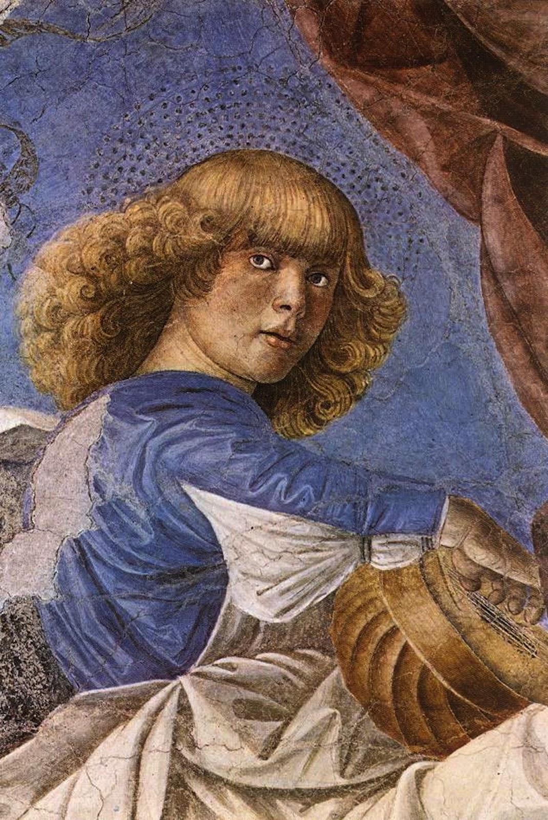 Мелоццо да Форли Ангел с лютней 2.jpg