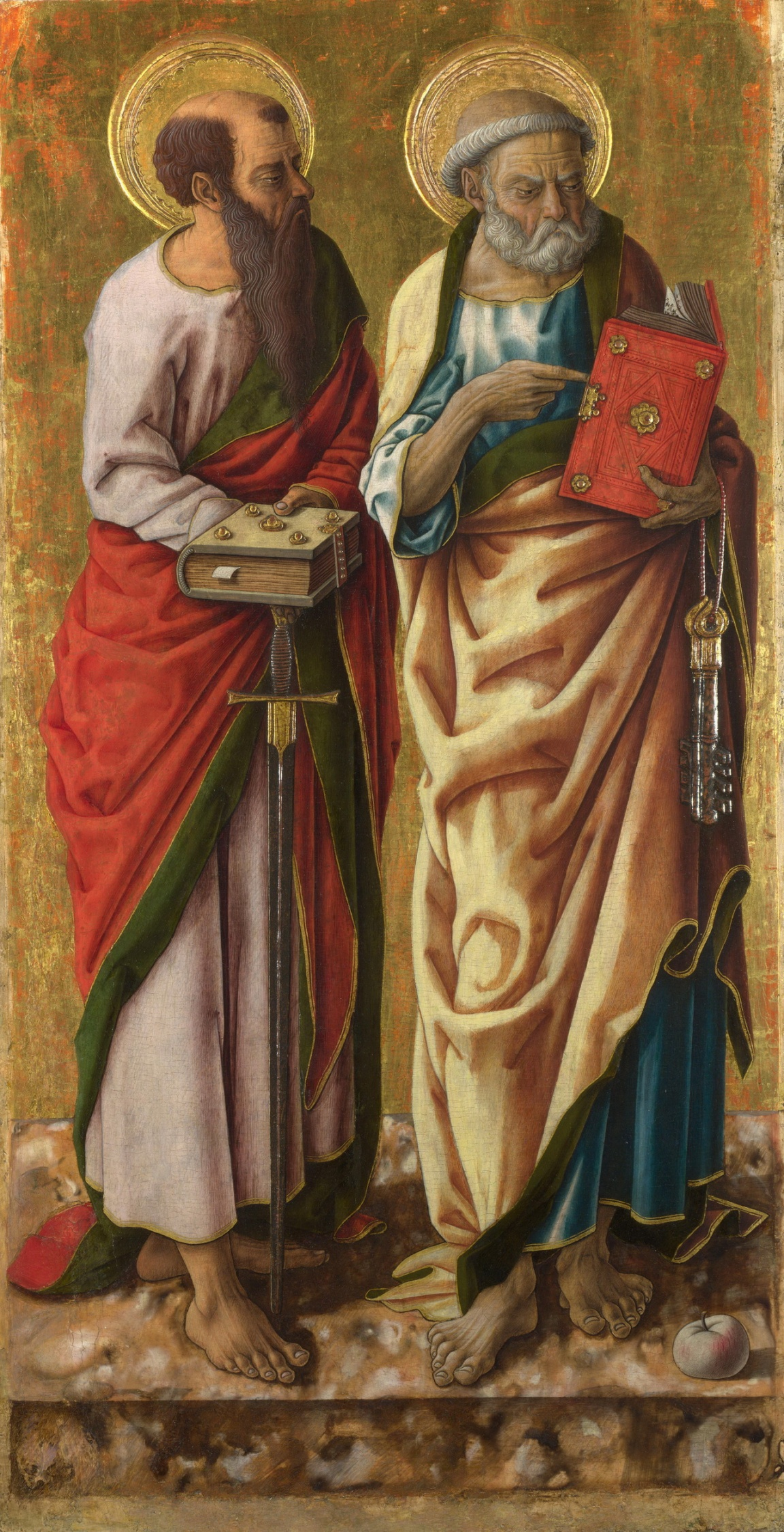 Карло Кривелли Апостолы Петр и Павел 2.jpg