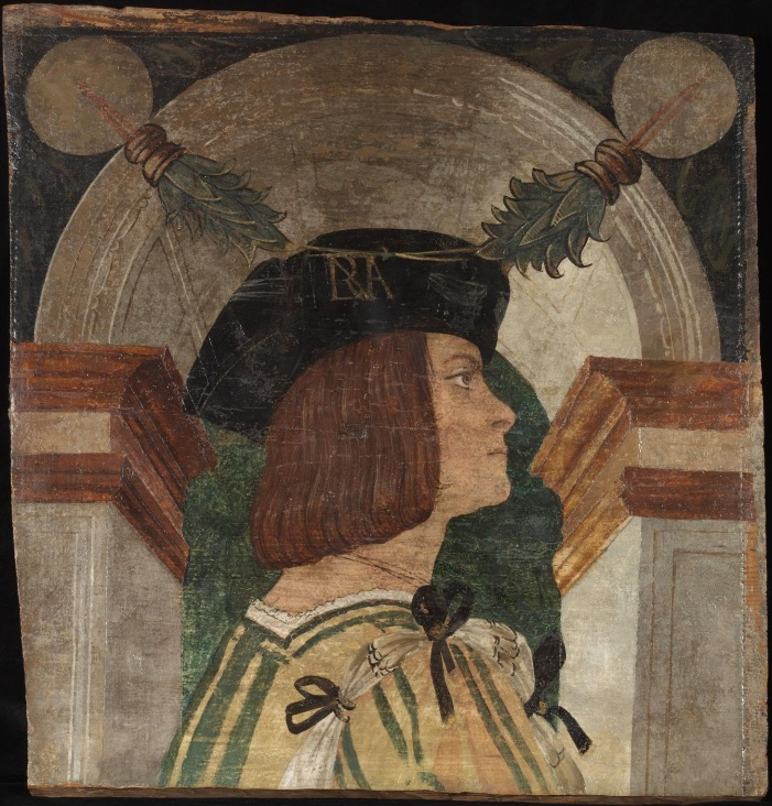 Автор неизвестен Мантуя Портрет юноши альб и викт мал.jpg