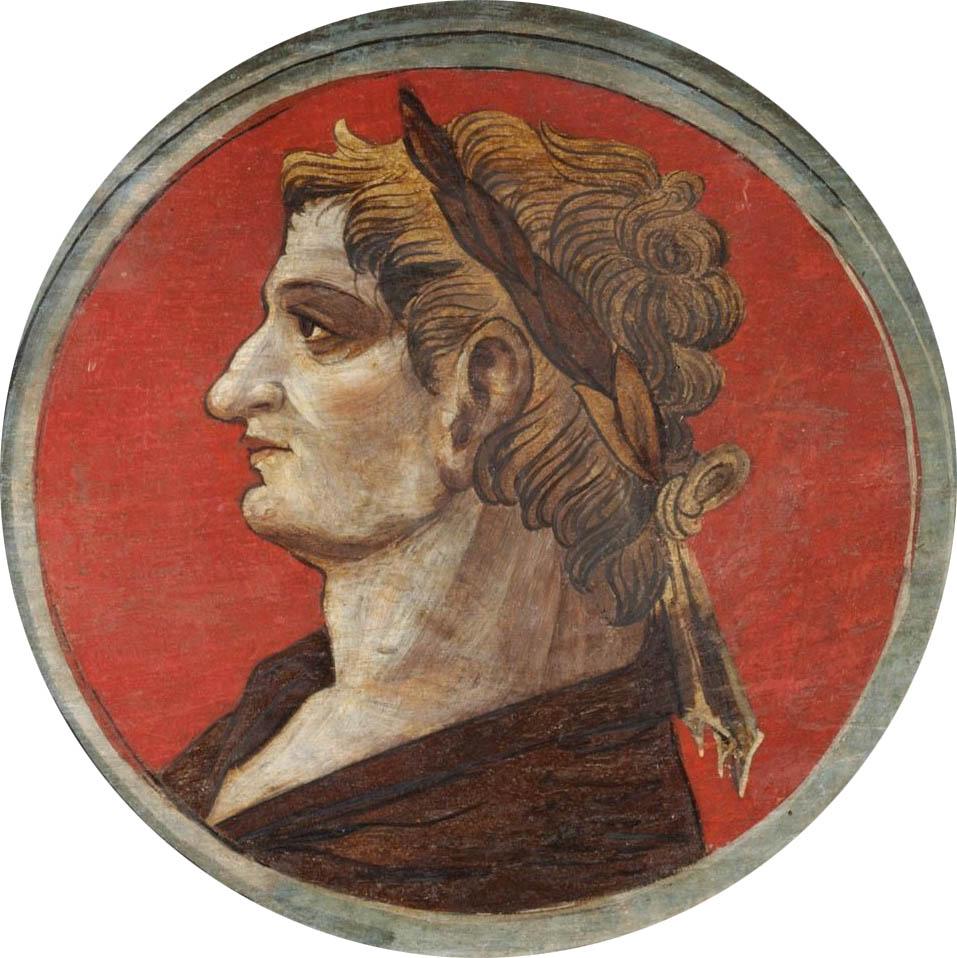 Автор неизвестен Ломбардия  Античный портрет мужчины 1 викт и альб мал.jpg