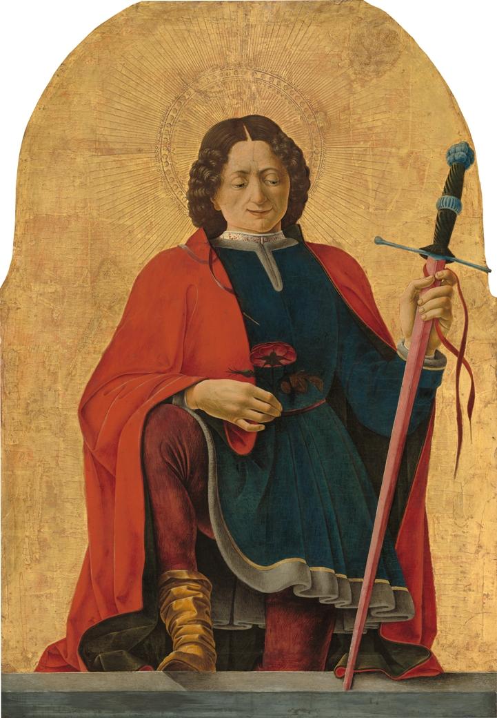 Франческо дель Косса Святой Флориан  вашингтон мал.jpg