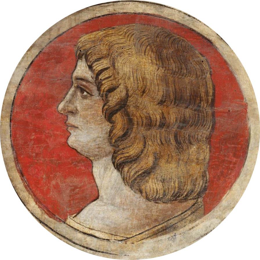 Автор неизвестен Ломбардия  Античный портрет мужчины 3 викт и альб.jpg