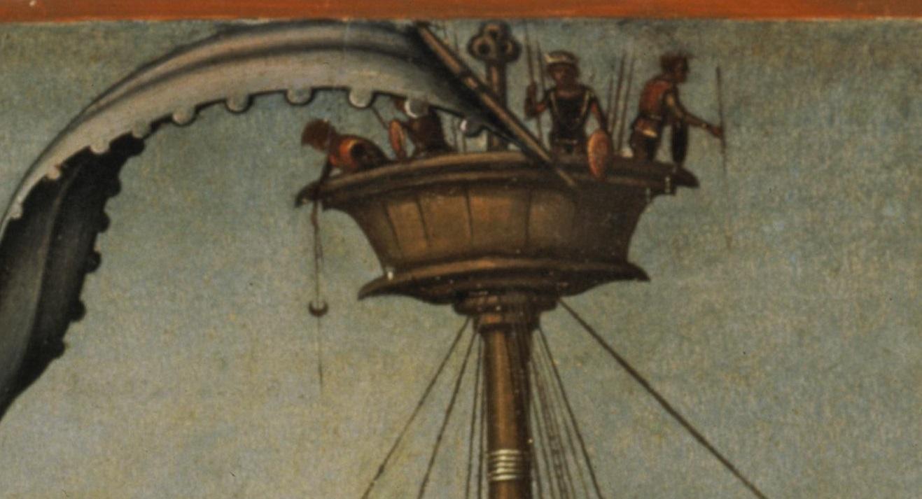 Автор неизвестен Северная Италия Корабль любви кресс мал.jpg