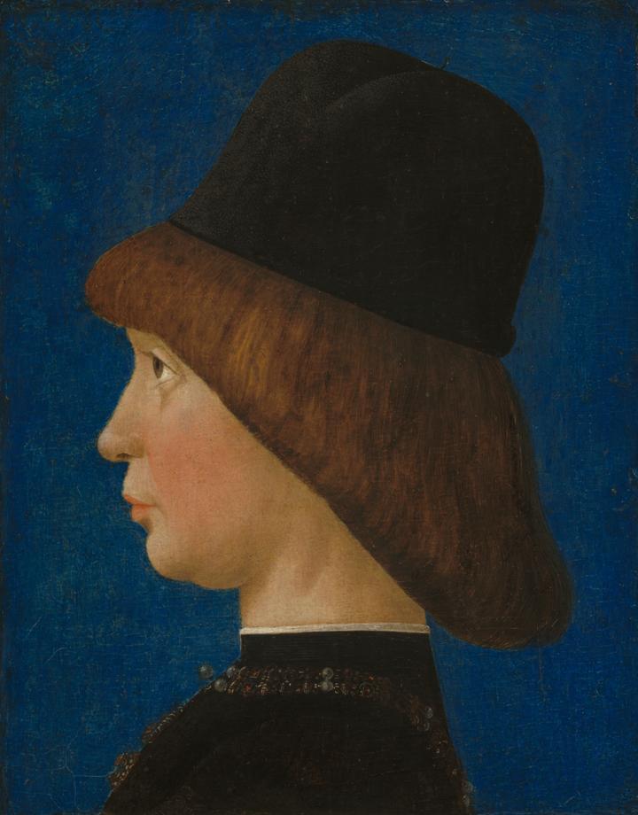 Бальдассаре дЭсте Портрет Франческо II Гонзага, четвертого мантуанского маркиза вашингтон мал.jpg