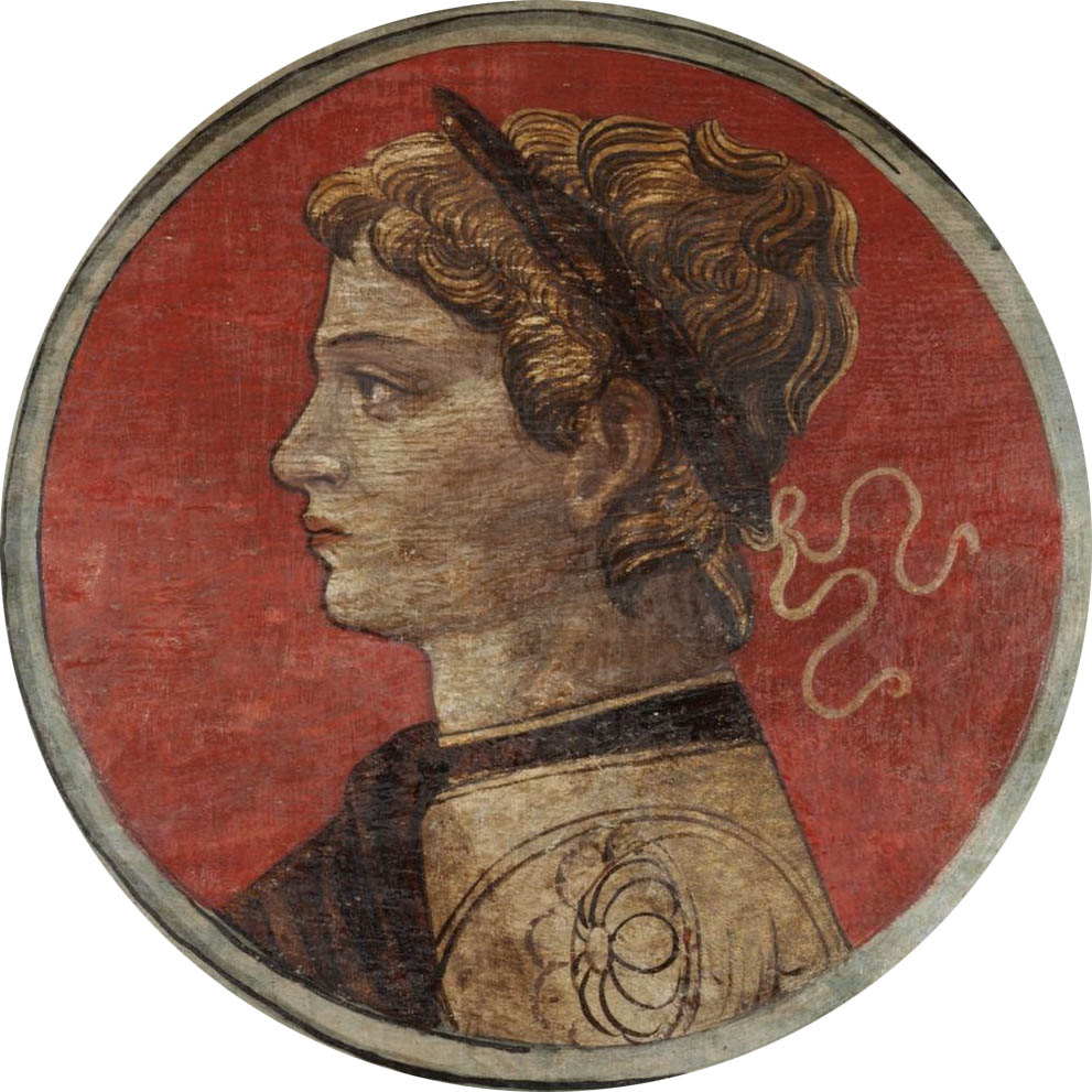 Автор неизвестен Ломбардия  Античный портрет мужчины 5 викт и альб мал.jpg