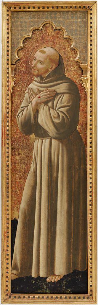 Никколо да Фолиньо 3 Святой Франциск гарвард.jpg
