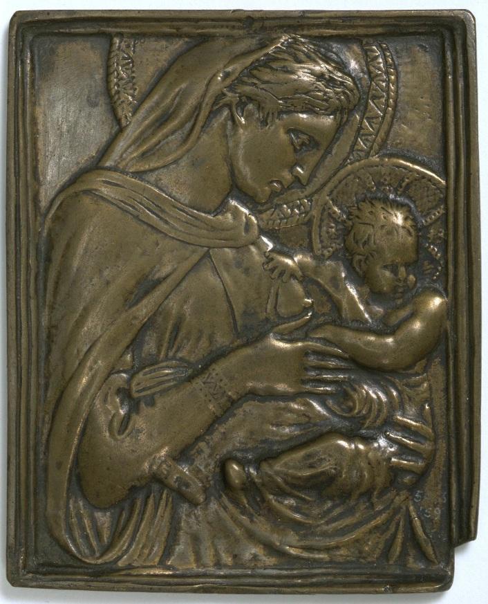 Донателло Мадонна с младенцем 3 викт и альб мал.jpg