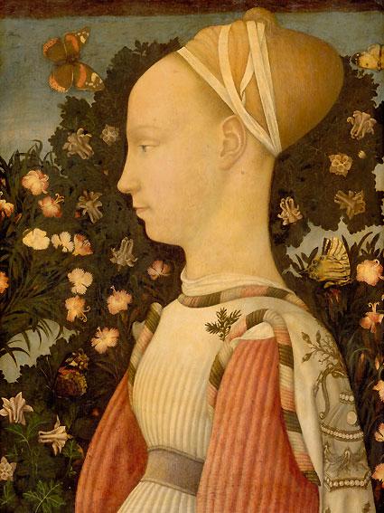 Пизанелло Портрет Джиневры д'Эстэ мал.jpg