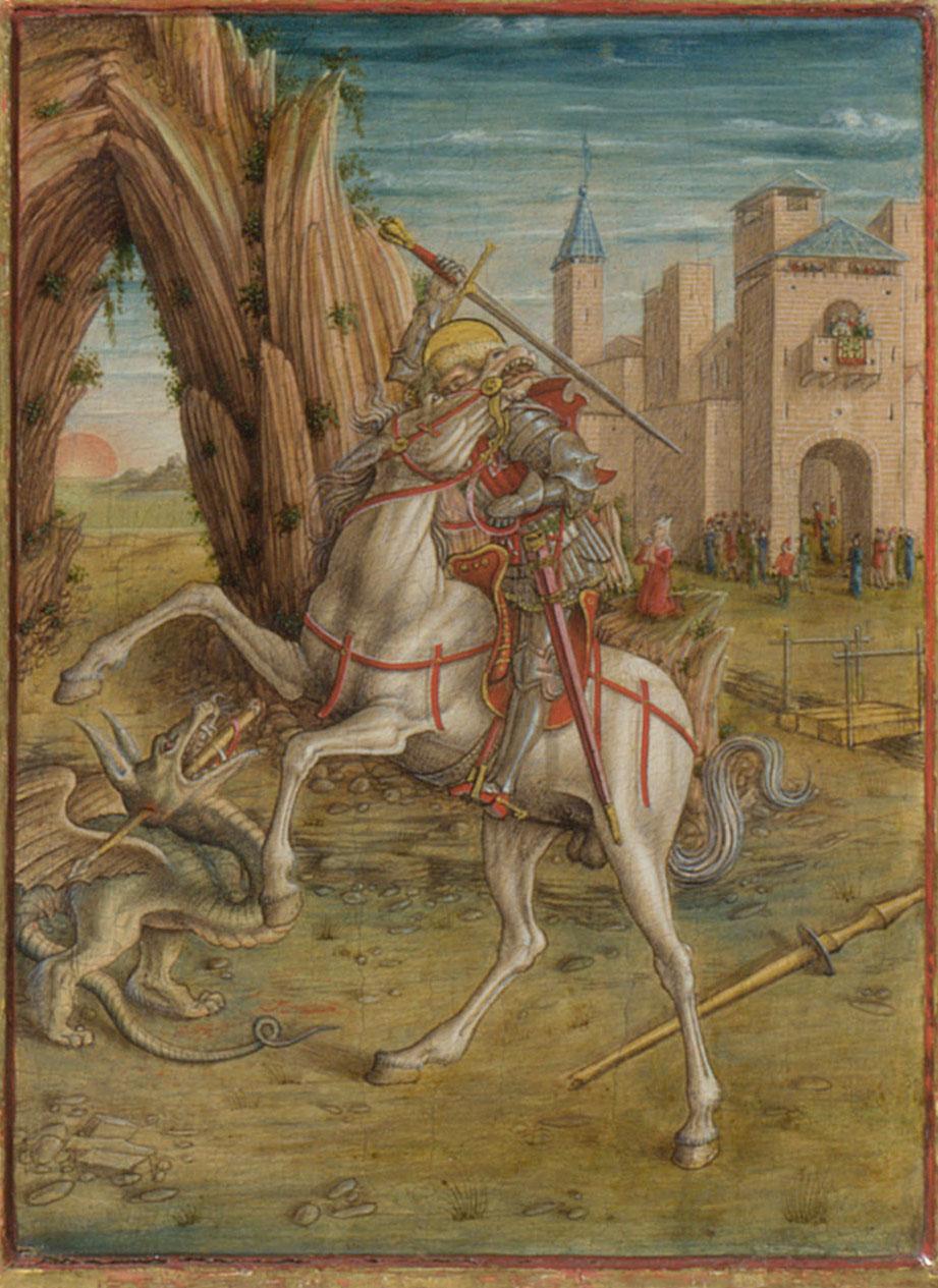 Карло Кривелли Святой Георгий лондон.jpg