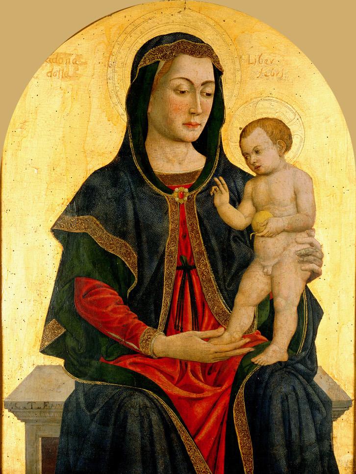 Джованни Франческо да Римини Мадонна с младенцем словения.jpg