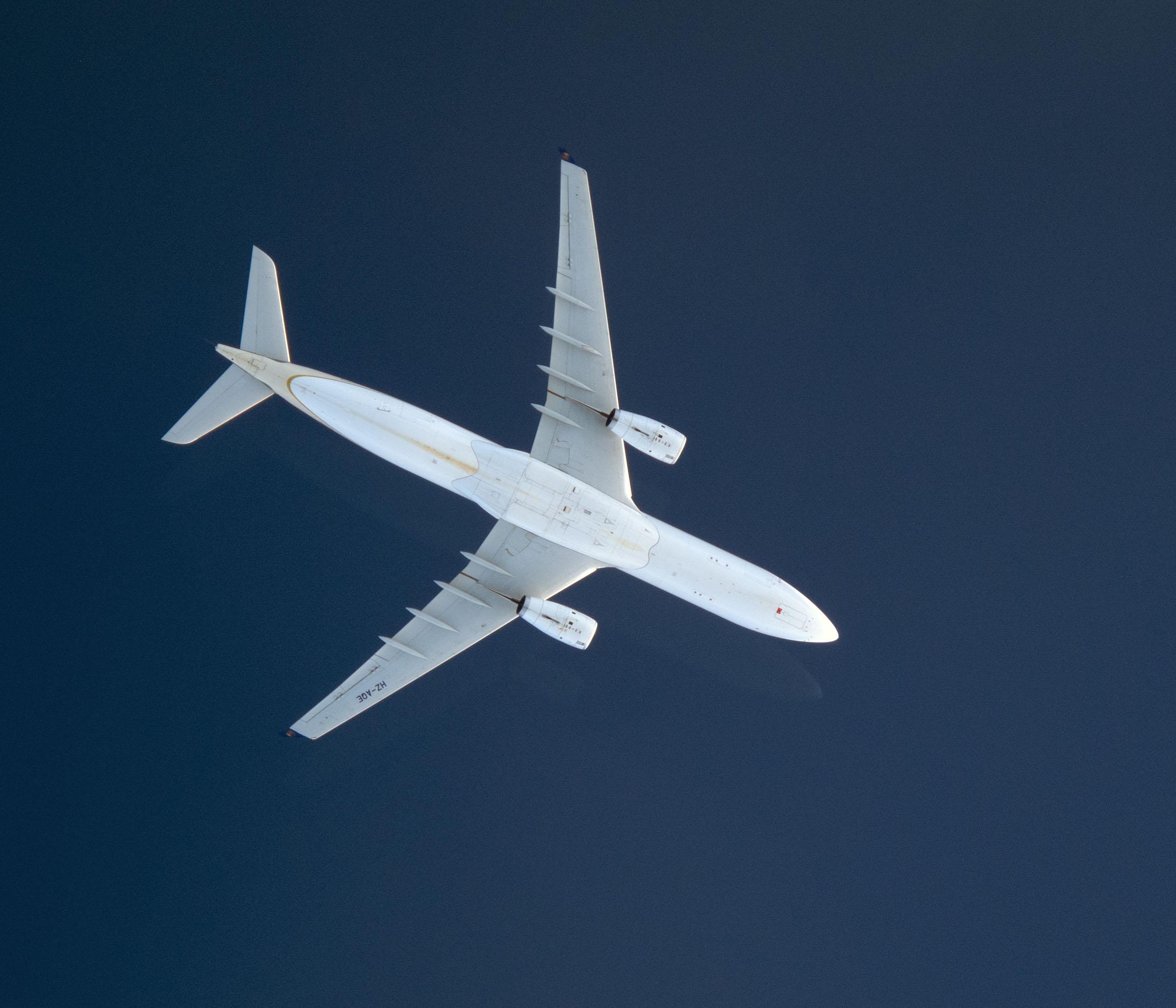 Saudia A330-343 HZ-AQE