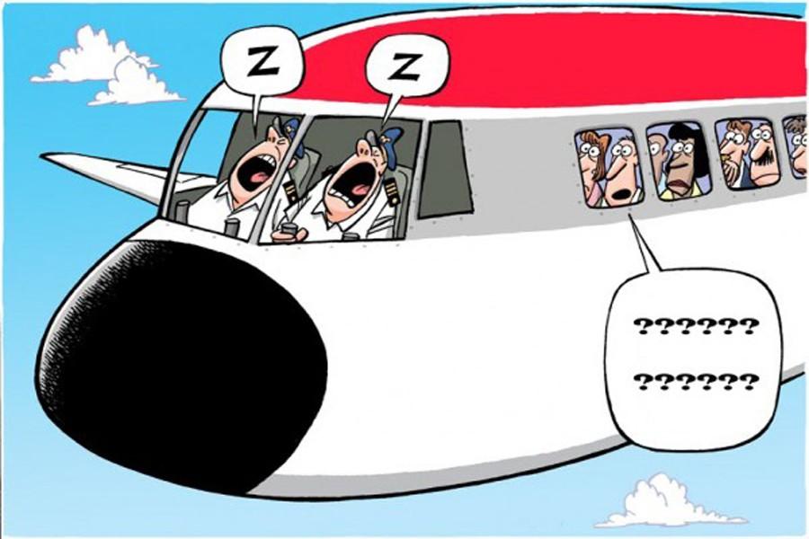 Спящие пилоты