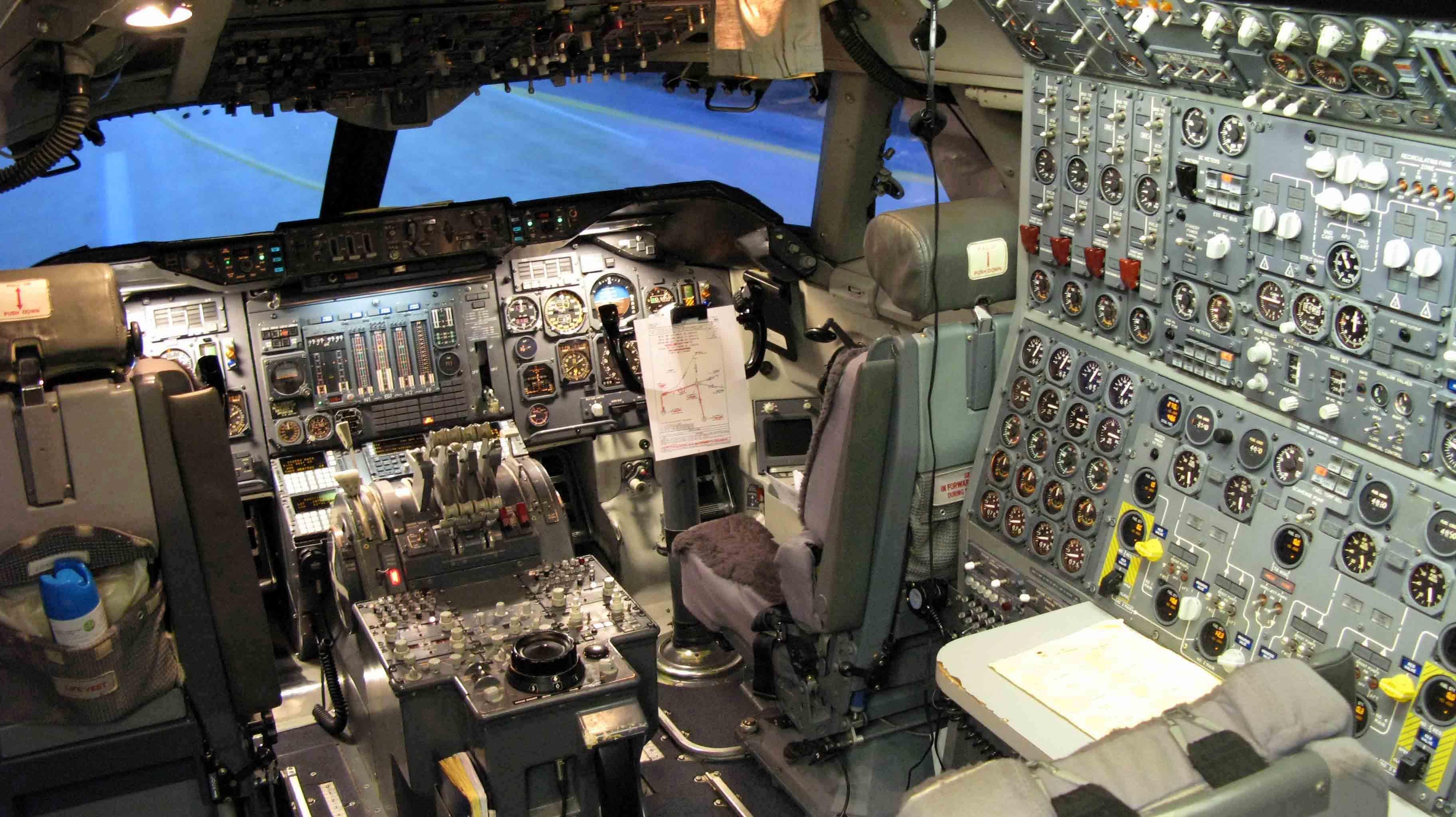 747 Simulator 1