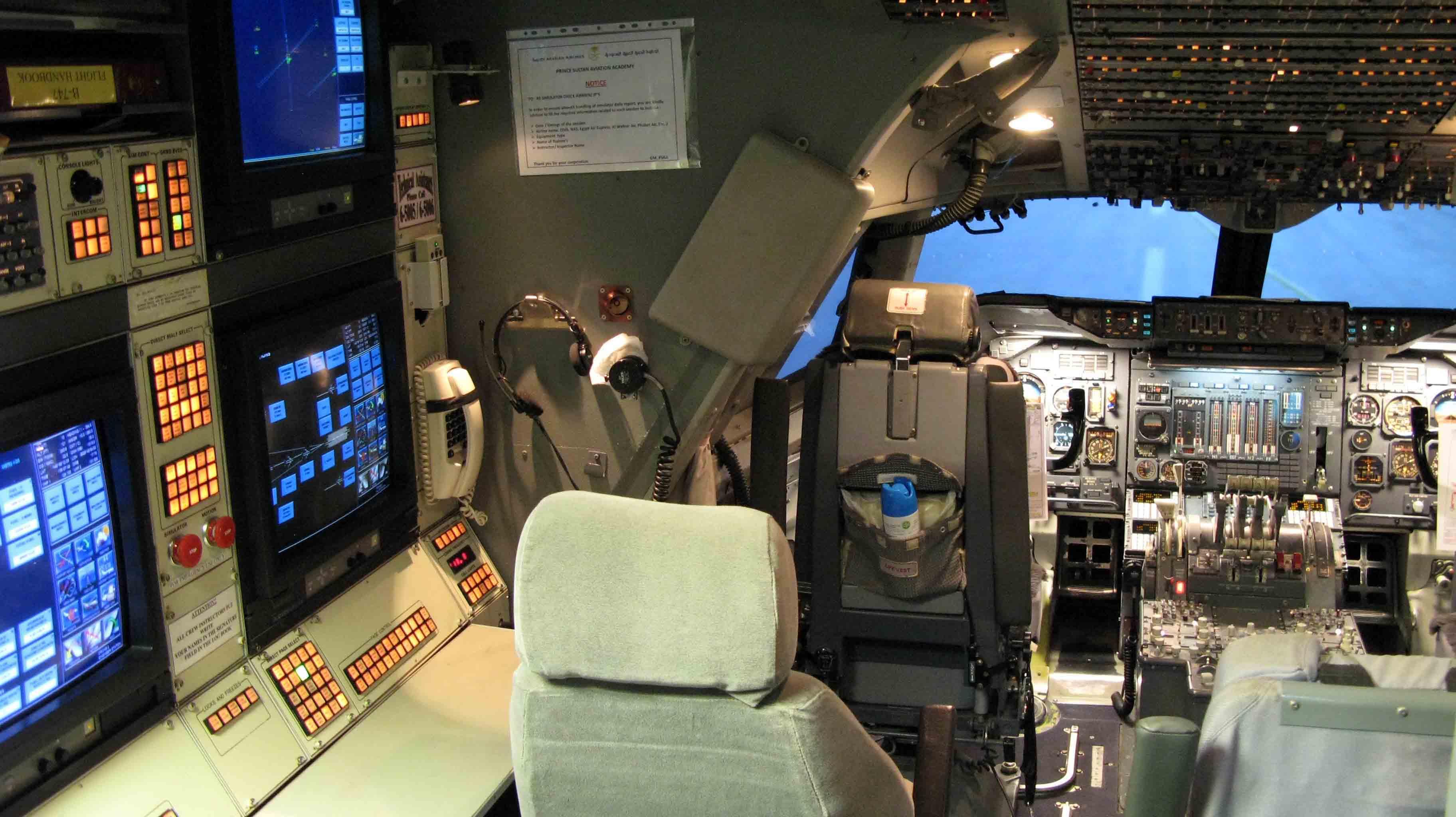 747 Simulator 2
