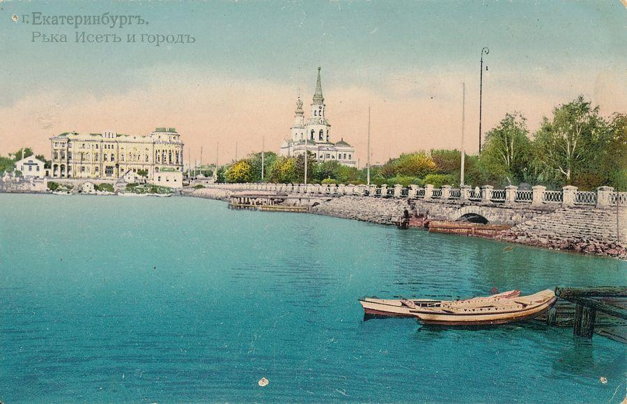 13-Река Исеть и город-1