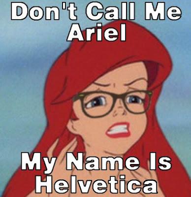 Ariel-Helvetica