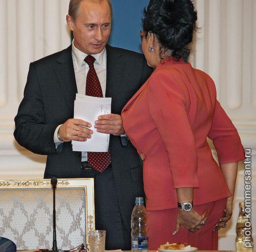 Владимир Путин напомнил спортсменам об НКВД