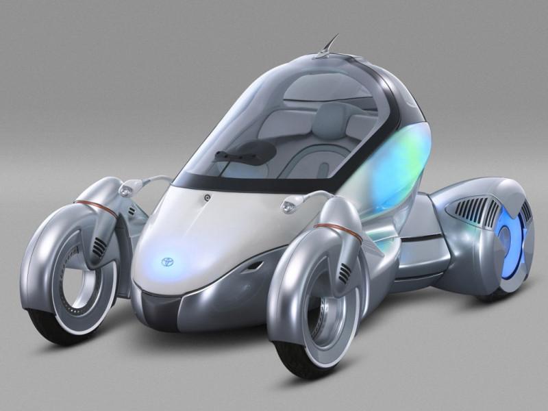 Toyota будущего