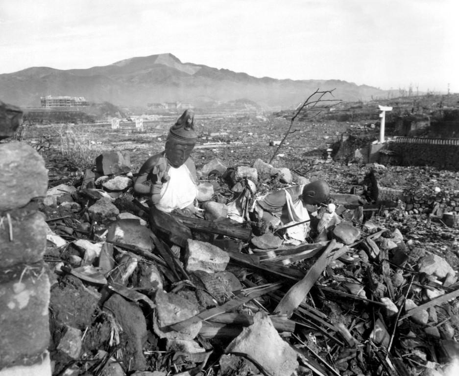 6 августа 1945 года – бомбардировка Хиросимы
