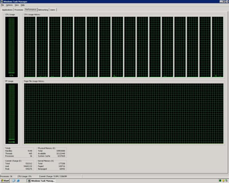 4-х процессорный 4-х ядерный сервер