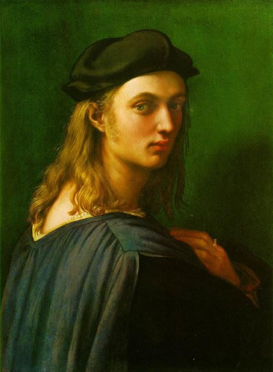Raffaello - Portrait of Bindo Altoviti