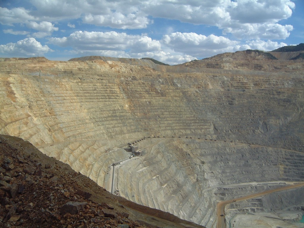 Kennecott Bingham Canyon Mine