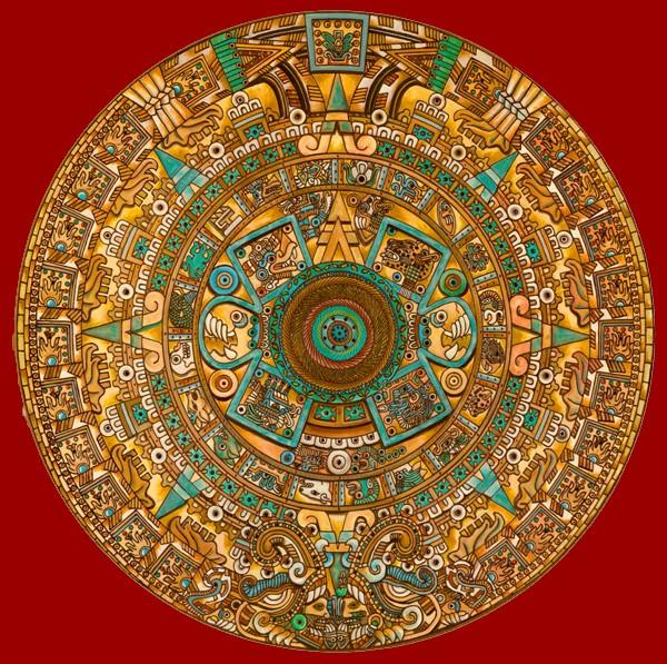 Mayan Mandala