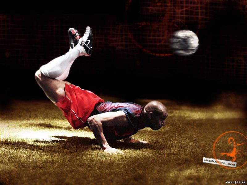 футбол от nike