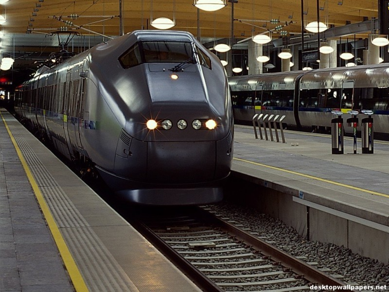 Oslo International Airport - Airport Express Train