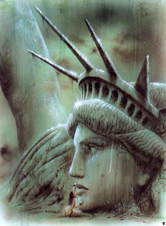 luis royo - liberty