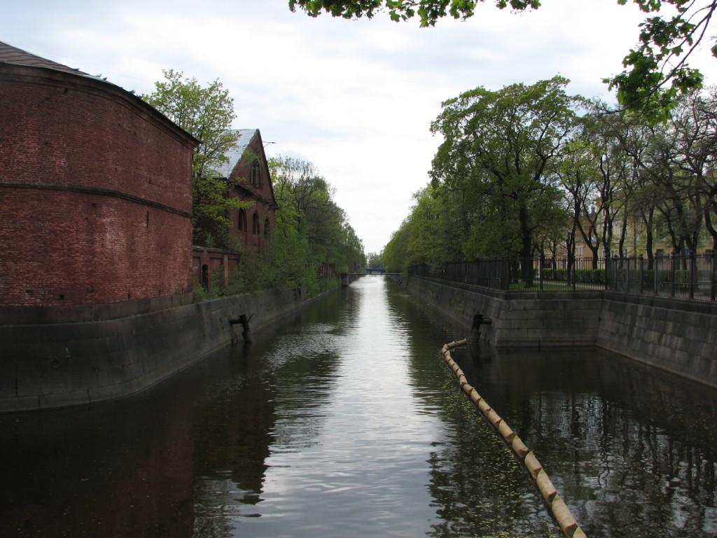 Обводной канал
