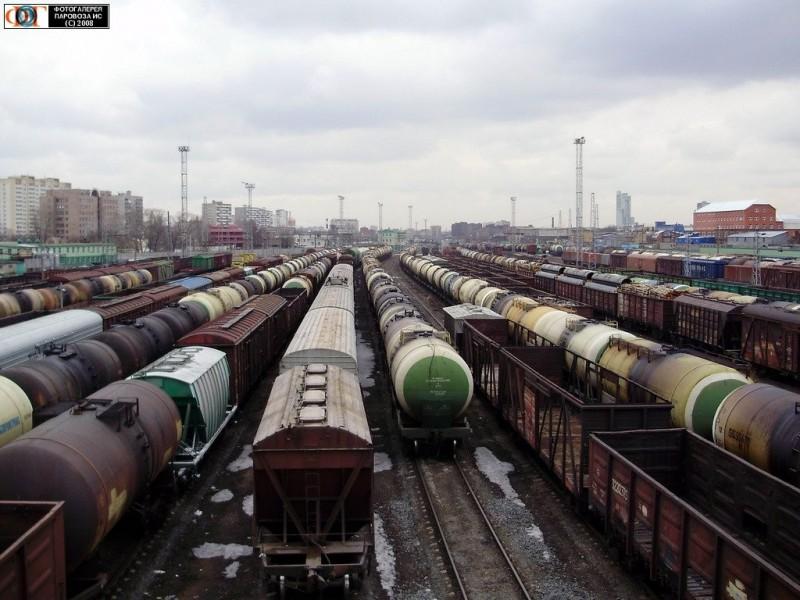 станция Перово