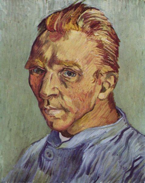 Portrait de l'Artiste sans Barbe by Vincent van Gogh