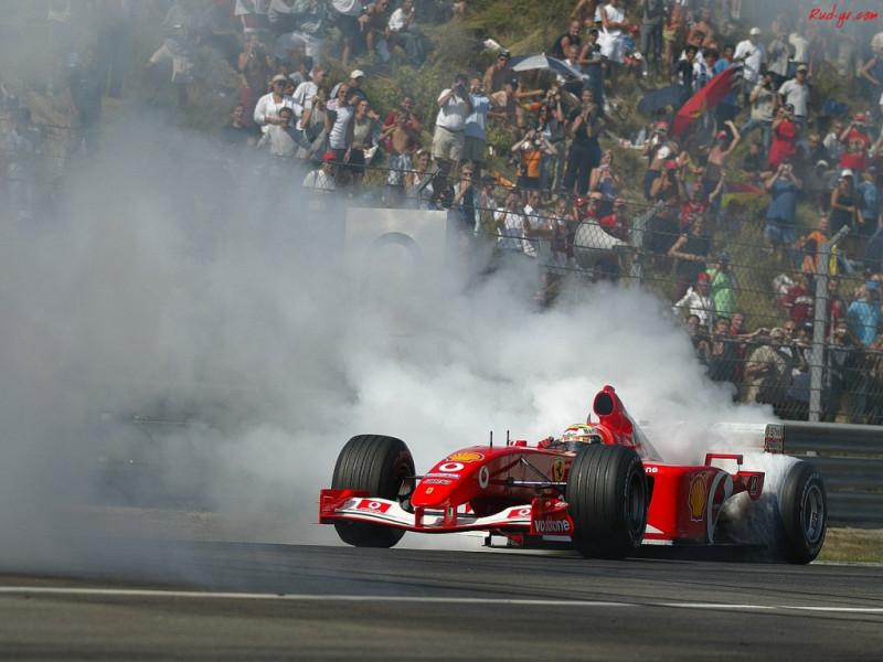 Marlboro Masters 2003 Ferrari F1