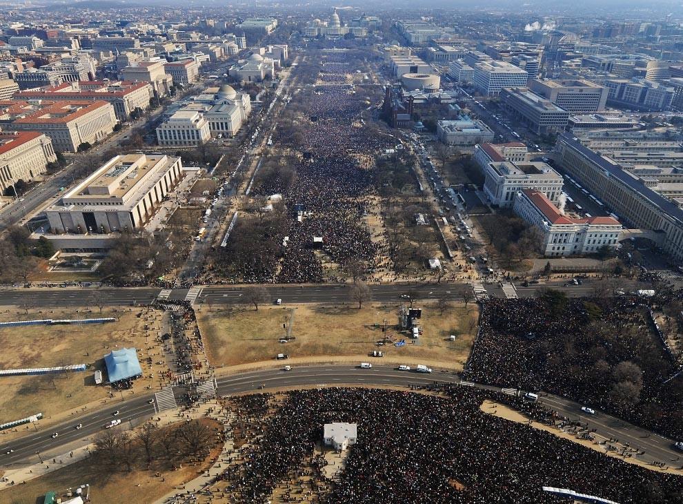 перед американским Капитолием в Вашингтоне