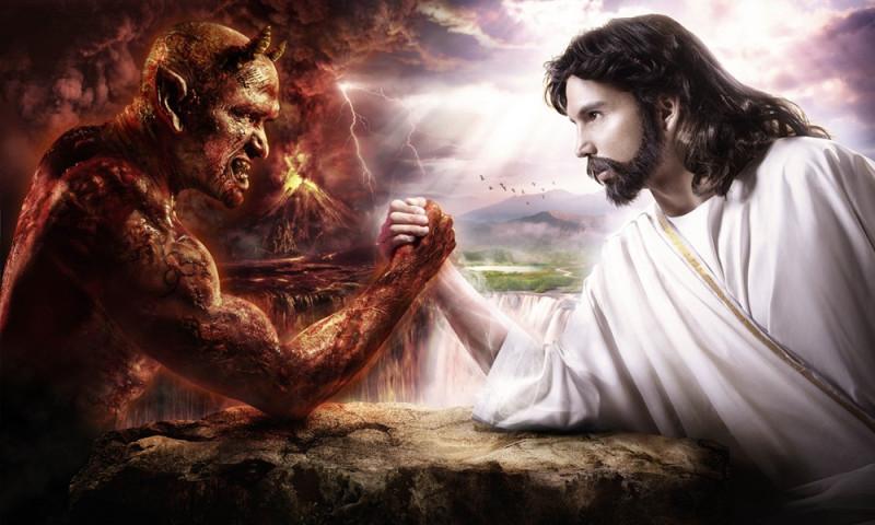 вечное противостояние