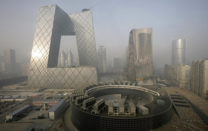Общий вид здания Mandarin Oriental Hotel