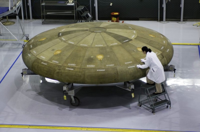 Прогресс в Созвездии НАСА