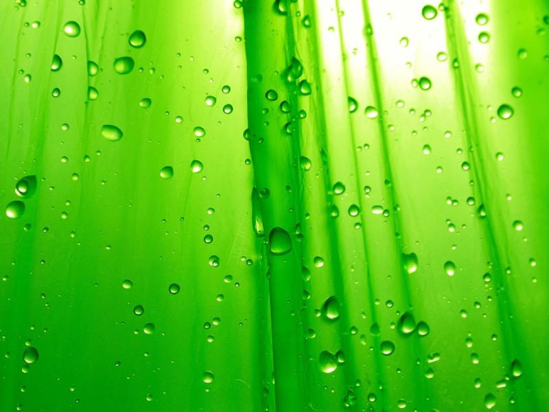 немного зелени