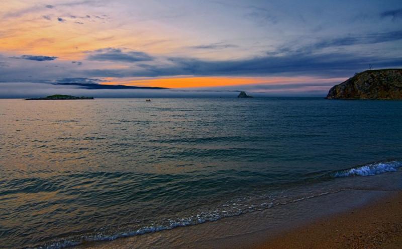 Вечер на Малом Море