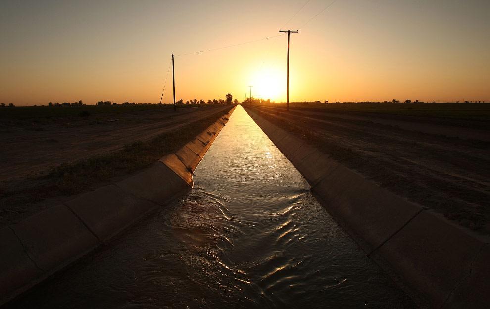 3200 км границы США-Мексика