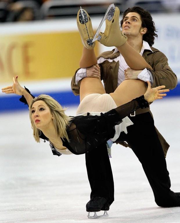 чемпионат мира по фигурному катанию - 2009