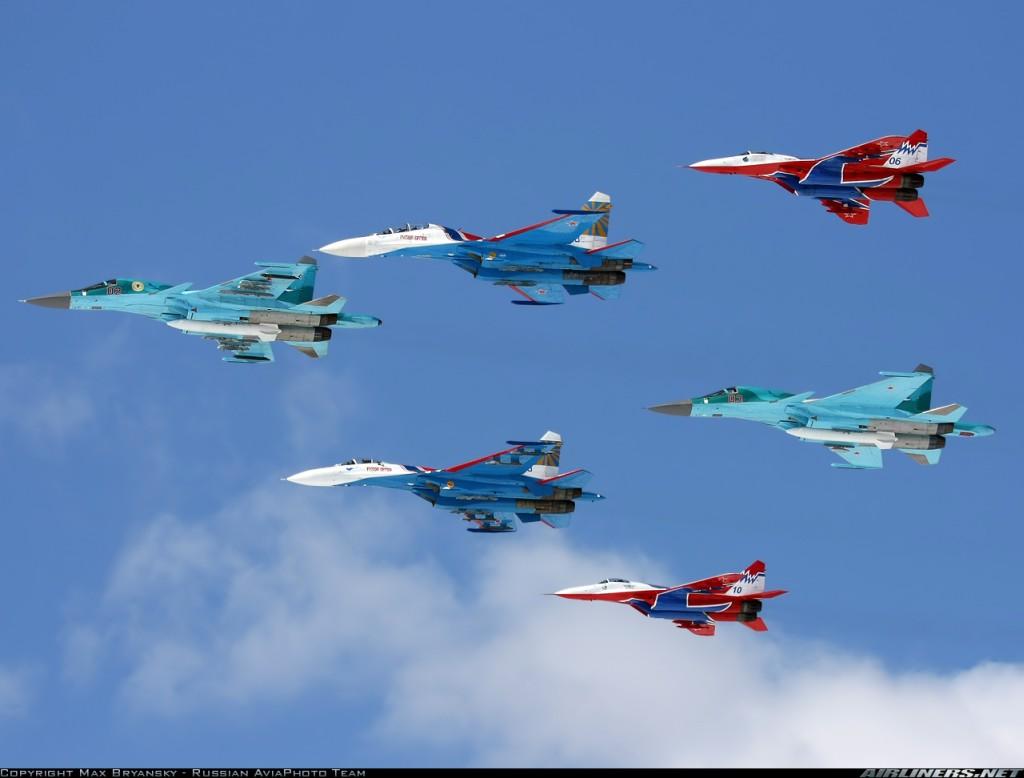 Российские истребители