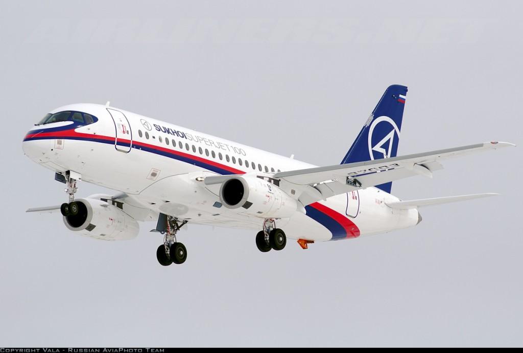 Sukhoi Superjet 100-95