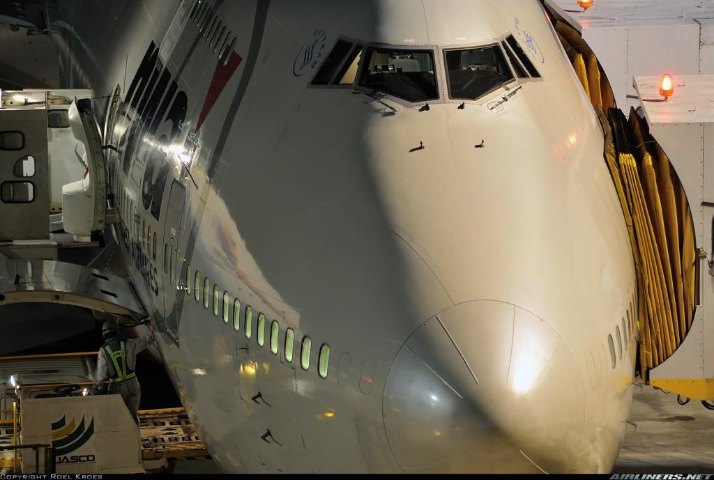 Boeing 747-451
