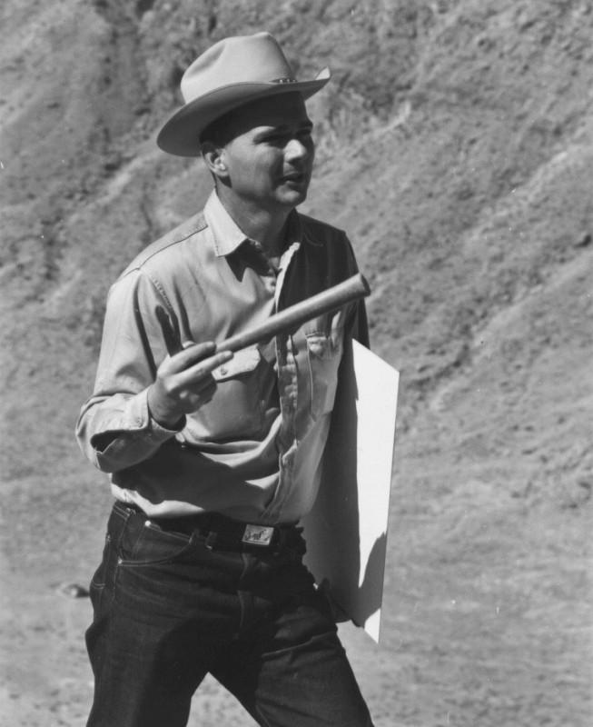 Американский астроном Юджин Шумейкер